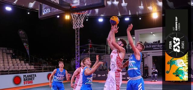FIBA 3×3 U17 Europe CupEvento, aberto ao público, decorre de 17 a 19 de Setembro em Algés.